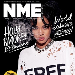 Rihannas NME-Magazin (September 2015)