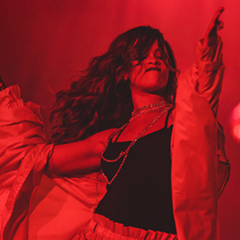 "Rihanna performt auf dem ""Rock In Rio""-Festival (26. September 2015)"