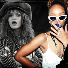 Rihanna Short News aus dem September 2015