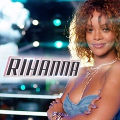 Rihanna bei THE VOICE USA (Staffel 9)