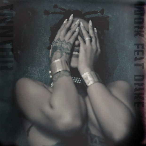 "Rihannas ""Work"" Single-Cover"