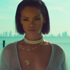 "Rihanna im ""Needed Me""-Musikvideo"