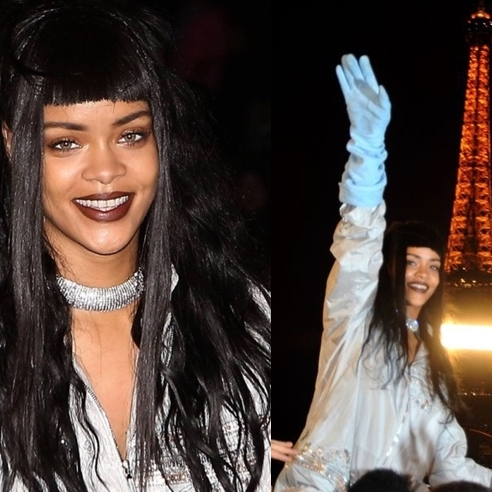 "Rihanna im ""Goodnight Gotham""-Musikvideo"