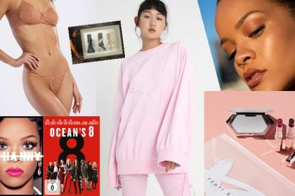 Rihannas Black Friday Sales 2019 auf Fenty Beauty, SavageX, FENTYXPuma, DVDs, CDs, ihr Fotobuch und Parfums