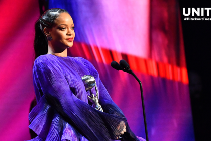 Rihanna bei den NAACP Image Awards in Los Angeles (22. Februar 2020)