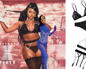 Megan Thee Stallion stellt Rihannas SavageX Pearls Of Love-Xtra VIP Box zusammen (ab 1.11.2020)
