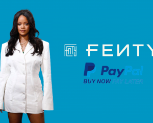 Fenty now accepts Paypal's instalment plans (January 2021)