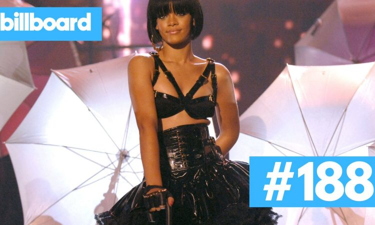 "Rihanna's ""Umbrella"" debuts #188 on the Billboard Global 200 chart (January 16 2021)"