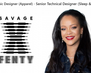 Rihanna's SavageX hiring designers for apparel and nightwear (February 2021)